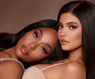 Jordyn Woods Kylie Jenner Interview TMZ LAX