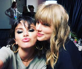 Selena Gomez Dropped A Major Hint About Taylor Swift's New Music On Her Instagram Over A Year Ago