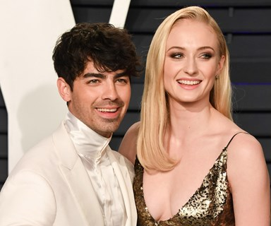 Sophie Turner Recreated An Iconic 90s Spice Girls Look For Date Night With Joe Jonas