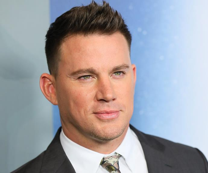Channing Tatum Posts Nude Selfie After Losing Game of
