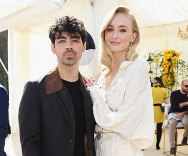 It Looks Like Sophie Turner And Joe Jonas Just Got Married In Las Vegas