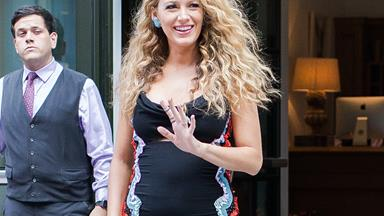 Charting Blake Lively's Exceptional Maternity Style