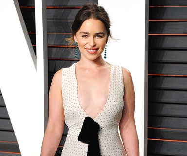 Emilia Clarke Says We Should Be Very, Very Worried About Episode 5