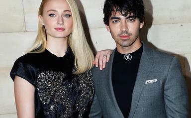 How Joe And Sophie Jonas Are Spending Their Post-Vegas Honeymoon