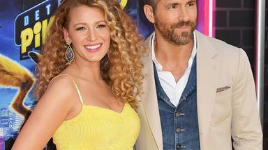 Blake Lively And Ryan Reynolds Reportedly Welcome Baby #3
