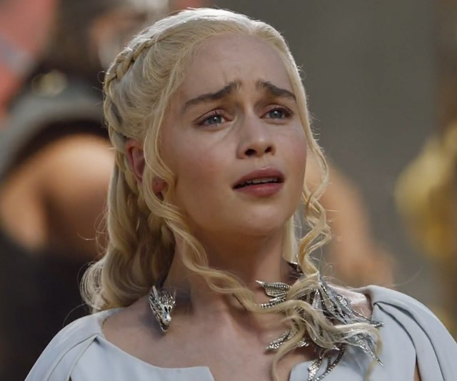 A Leaked 'Game Of Thrones' Spoiler Just Revealed A Major Character Death In Episode Four