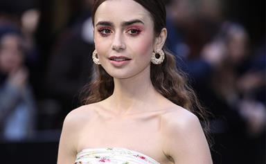 Lily Collins' Ghost Story About Ted Bundy's Victims Is Seriously Chilling