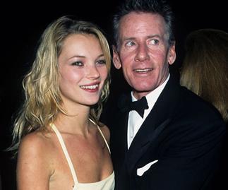 Kate Moss at the Met Gala.