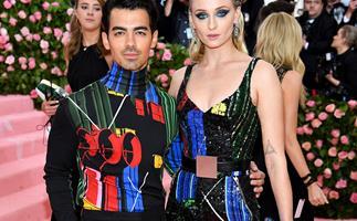 Sophie Turner Joe Jonas Nick Jonas Priyanka Chopra Met Gala 2019