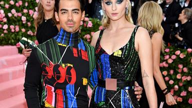 The Jonas Brothers And The 'J-Sisters' Totally Nailed The Met Gala Theme