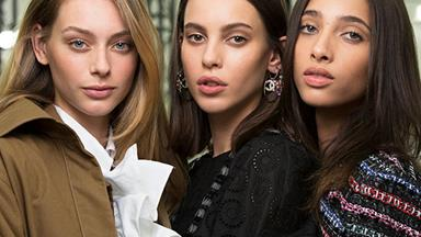 An Exclusive Behind-The-Scenes Look At Chanel Cruise '20