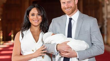 The First Photos of Meghan Markle And Prince Harry's Baby Are Here