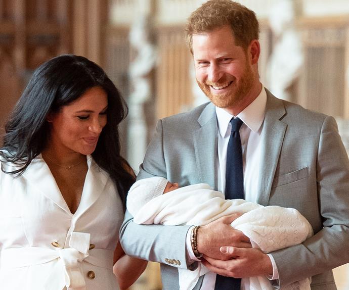 Royal baby.