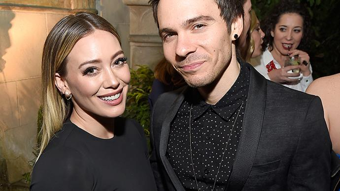 Hilary Duff and Matthew Koma.