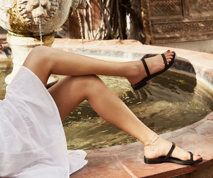 Reformation Shoe Collection Launch