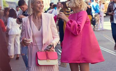 The Best Street Style Moments From Day One Of Mercedes-Benz Fashion Week Australia