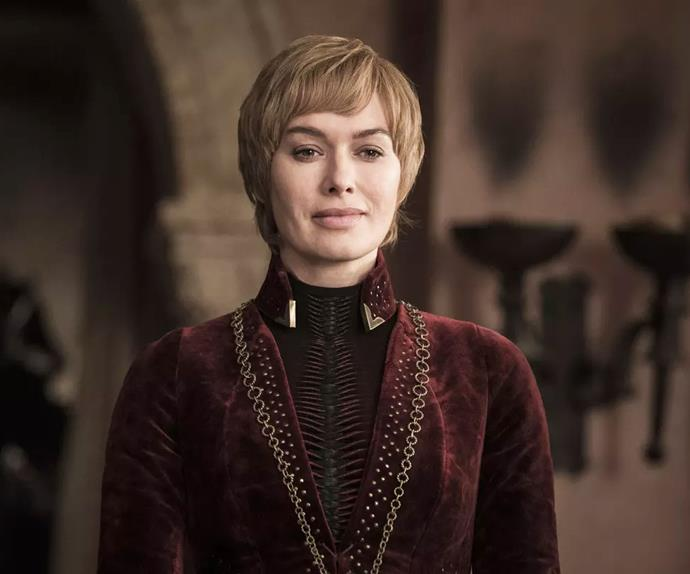 Cersei Lannister in 'Game of Thrones.'