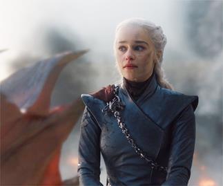 Daenerys Targaryen in 'Game of Thrones.'