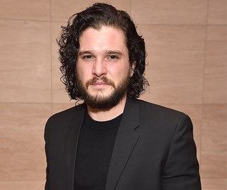 Watch Kit Harington Cry His Eyes Out At The Last 'Game Of thrones' Table Read