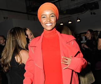 Muslim Supermodel Halima Aden Has A Genius Approach To Incorporating Her Hijab Into Photo Shoots