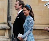 What Everyone Wore To Attend Lady Gabriella Windsor's Royal Wedding
