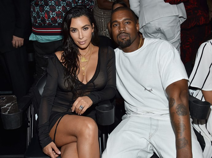 Kim Kardashian and Kanye West Have Revealed Their Fourth Baby's Name