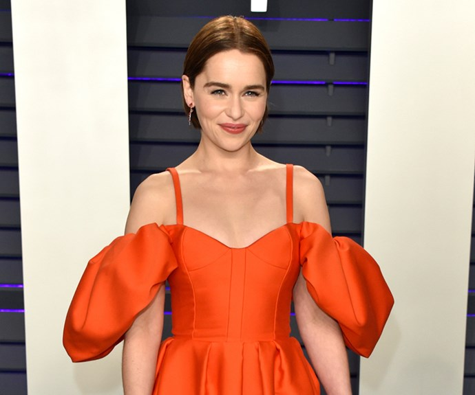 Emilia Clarke Posts A Heart-Wrenching Goodbye To Daenerys Targaryen Ahead Of 'Thrones' Finale