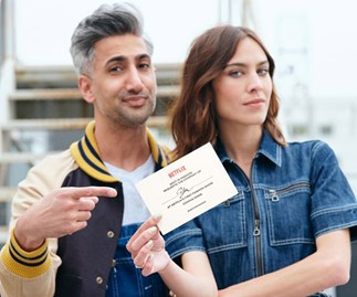 Tan France Alexa Chung Netflix Show Next In Fashion