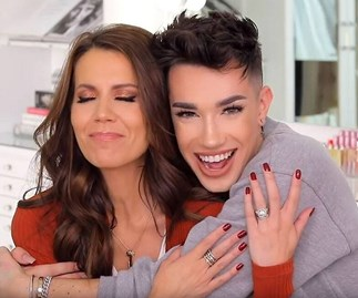 James Charles Tati Westbrook Drama Beauty Youtube