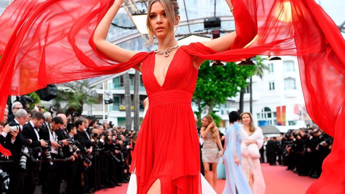 Cannes Film Festival 2019 Dresses Day 7 Josephine Skriver
