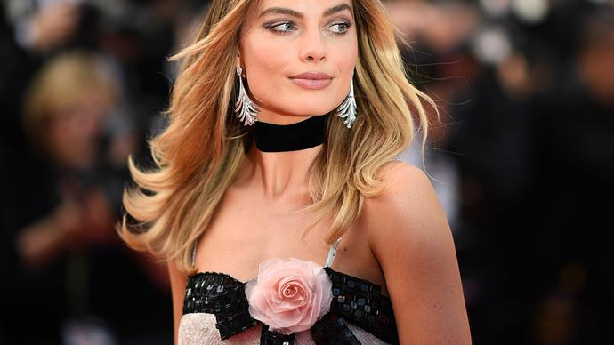 Margot Robbie Cannes Film Festival 2019 Once Upon A Time In Hollywood Premiere