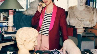 Harry Styles Successfully Resurrects Our Crush With A Whimsical Gucci Campaign