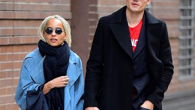 Zoë Kravitz 'Secretly Marries' Fiancé Karl Glusman