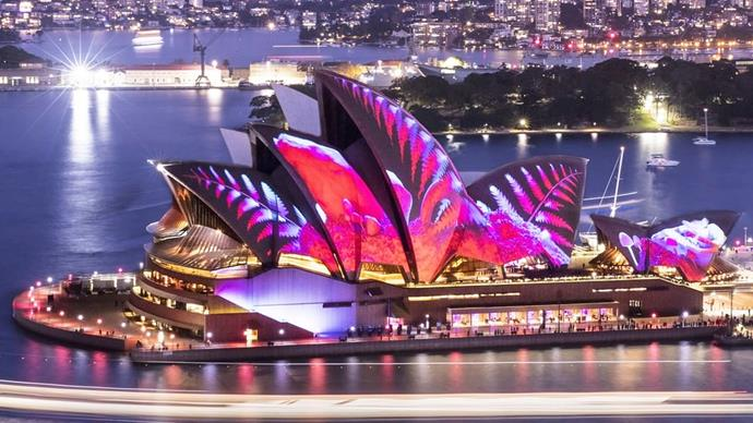 Vivid Festival 2019 Sydne Things To Do
