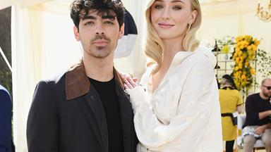 Sophie Turner Hints At Her Upcoming Second Wedding Date
