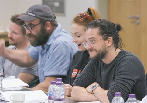 Watch The 'Game Of Thrones' Cast React To Finding Out Arya Kills The Night King