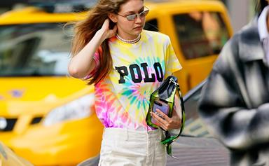Tie-Dye Is The Coolest Trend You're Not Wearing (Yet)
