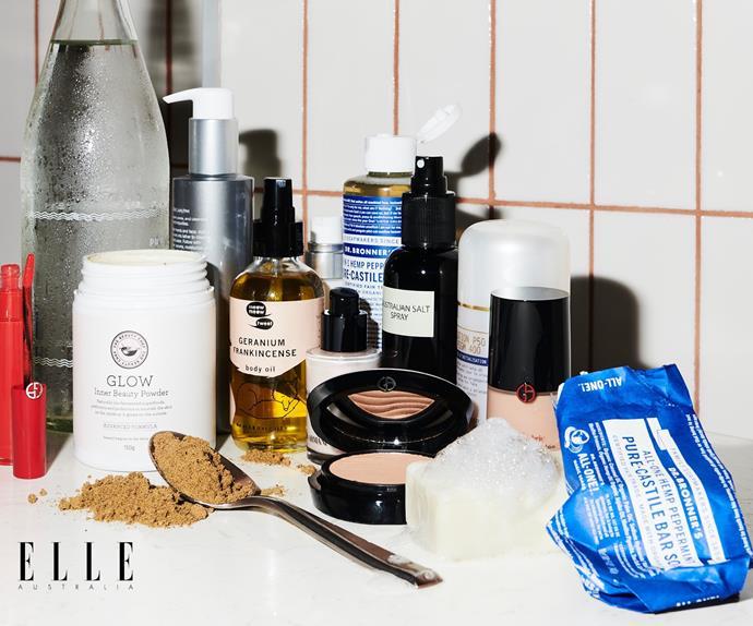 Nicole Warne skincare