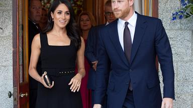 Apparently Meghan Markle And Prince Harry Used To Be Quite The Party Animals
