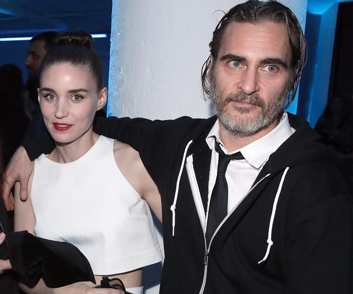Rooney Mara Just Stepped Out With What Looks Like A Very Unusual Engagement Ring