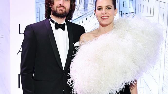 Charlotte Casiraghi's Wedding Dress Was Cool-Girl Perfection