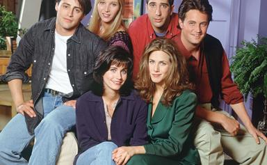 Watching 'Friends' Helps Ease Anxiety, Science Says