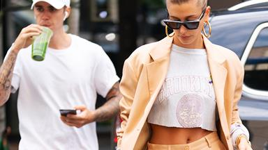 Hailey Baldwin And Justin Bieber Debut Wedding Bands 9 Months After Getting Married