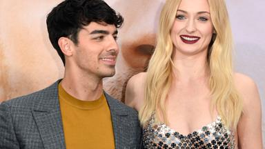 Joe Jonas Shares Adorable Personal Footage Of Sophie Turner In The Jonas Brothers' Documentary