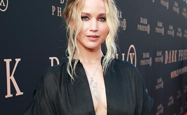 Exes Jennifer Lawrence And Nicholas Hoult Had A Moment At The 'Dark Phoenix' Premiere