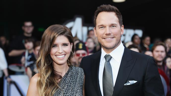 Surprise, Chris Pratt And Katherine Schwarzenegger Are Married!