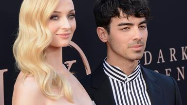 Sophie Turner Just Made The Raunchiest Joke About Joe Jonas