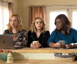 NBC's Good Girls.