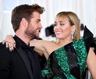 Miley Cyrus Liam Hemsworth Anniversary