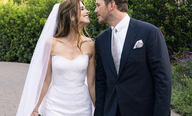 Katherine Schwarzenegger Just Revealed Her Second Wedding Dress